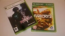 The Last Remnant + Far Cry 2 (Xbox 360) VideoGames