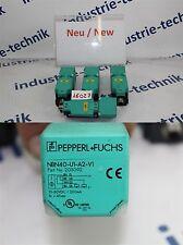Pepperl+Fuchs NBN40-U1-A2-V1   Näherungsschalter  203092 Induktiver Sensor