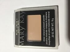 MARY KAY SHEER MINERAL PRESSED POWDER - BEIGE 1