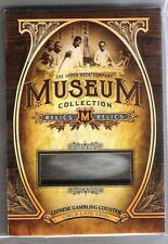 MUSEUM COLLECTION RELICS CHINESE GAMBLING COUNTER CIRCA LATE 1800'S