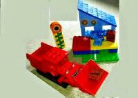 LEGO Duplo Kuschel Buddel in der Sonnenblumenfabrik 3596 aus Bob der Baumeister