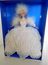 1994 Snow Princess Barbie 1st in the Enchanted Seasons Collection NRFB