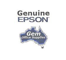 SET OF 4 GENUINE EPSON 82N INK CARTRIDGES (1 each BLACK CYAN MAGENTA & YELLOW)
