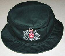Canada Canadian Forces QOR Queen's Own Rifles Regiment Green Hat Bucket