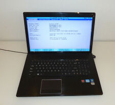 Lenovo g770 Intel i5-2410m 2,30ghz 4gb 120 GBGB SSD 17,3 pollici Notebook QWERTY