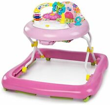 Used Bright Starts 3 Height Positions Poolside Princess Pink 6+ Months-GBL121.