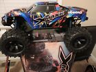 TRAXXAS X MAXX 8S ROCK AND ROLL EDITION R/C TRUCK NEW OPEN BOX FOR PICTURES ONLY