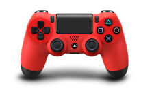 Official Sony PS4 Dualshock 4 Wireless Controller Magma Red - UD - CUH-ZCT1U