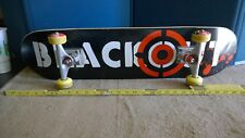 Vintage Blackout Skateboard - One Use and Stored-NonProfit Organization
