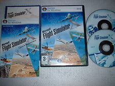 ✈️ FSX MICROSOFT FLIGHT SIMULATOR X FSX STANDARD EDITION ~ PC GAME COMPLETE