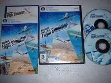 ✈ Cockpit MICROSOFT Flight Simulator X FSX Standard Edition ~ Gioco per PC