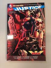 Justice League Trinity War by Jeff Lemire, Geoff Johns (2014, Paperback) Tpb DC