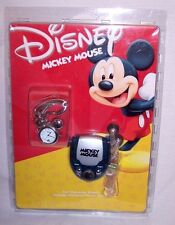 Disney Mickey Mouse SII INTERNATIONAL WATCH WITH EARS & PERSONAL FITNESS RADIO