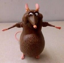 "Ratatouille Talking Emile Action Figure 6"" Wal. Disney Pixar Rat"
