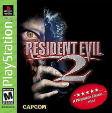 Resident Evil 2 Greatest Hits (Sony PlayStation 1, 1998)