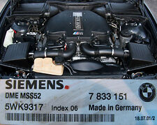 BMW e39 M5 and E52 Z8 +24Hp Alpha-N remap for MSS52 ECU