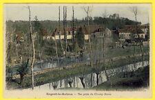 cpa 28 NOGENT le ROTROU (Eure et Loir) Vue prise du CHAMP BOSSU Renoult Weingard