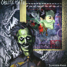 OBLITERATE Tangled Ways CD