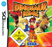 Dinosaur King VON SEGA -KOMPLETT MIT BESCHREIBUNG FÜR NINTENDO DS,3DS,DSI