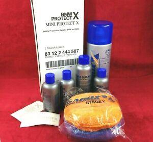 Genuine BMW, Mini PROTECT X Car detailing preparation valet pack 83122444507.