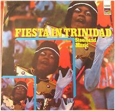 Fiesta in Trinidad, Steelband Music, VG/VG, LP (5590)