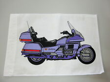 GOLDWING GOLD WING GL1500 BANDERA 20 x 30cm GL 1500 LILA