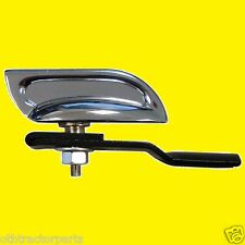FORD 8N 9N 2N Tractor Chrome Hood Battery Door Latch Handle Assembly 9N16625
