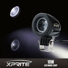 "2"" Inch 10W Spot CREE LED Light Offroad Round Work Lamp For Truck 4WD ATV 4X4"