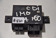 #870 Mercedes BENZ A w168 Control Unit Computer Immobiliser Module 1688200226