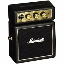 Marshall Studio Recording Equipment MS2 Micro Guitar Amplifier MINI
