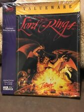 New J.R.R. Tolkien's The Lord of the Rings Vol I 1 Vintage IBM/Tandy/DOS/PC CD