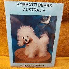 "4"" MINI KIT ""Poodle Puppy"" by KYMPATTI Austrailia"