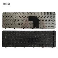UK Keyboard for HP PAVILION G6-2000 699497-031 697452-031 UK laptop With frame