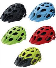 Catlike Leaf - Casco per bici Unisex Verde Mate (s4b)