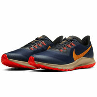 Nike Men's Air Zoom Pegasus 36 Trail Runner Shoes Blue UK 12 EUR 47.5