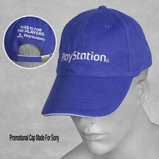 Playstation selten blau Promo Cap nicht zum Verkauf dieses ist für die Spieler Promotion