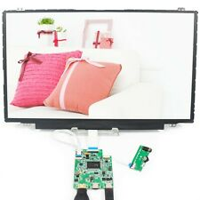 "HD-MI Type C USB LCD Controller Board 14"" NV140FHM eDP IPS LCD 1920X1080 FHD"