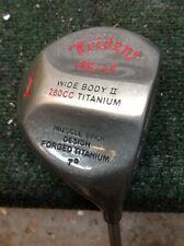 Trident Golf Wide Body II 280cc Titanium 7* Driver Stiff Graphite Shaft
