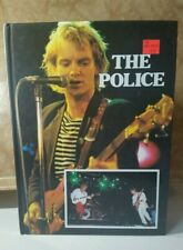 Rare Vintage 1984 The Police Photo Book Sting Music Collectable James Milton