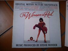 LP OST LA SIGNORA IN ROSSO THE WOMAN IN RED OST WONDER WARWICK GATEFOLD