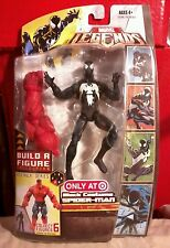 Target exclusive BLACK COSTUME SPIDER-MAN|Red Hulk series|Marvel Legends figure