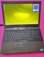 FAST Dell Precision M6600 Intel I7-2820qm 2.3-3.4Ghz 8GB ram 500GB NVIDIA K3000M