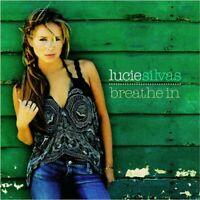 "LUCIE SILVAS ""BREATHE IN"" CD NEW LOOOOOOK!!"