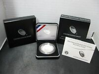 National Baseball Hall of Fame Silver Dollar US Mint Coin Box w/ COA 2014