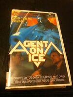 Agent on Ice VHS no DVD ex-rental video tape Delta CIA thriller HTF Matt Craven