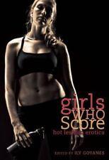 Girls Who Score: Hot Lesbian Erotica, , Excellent Book