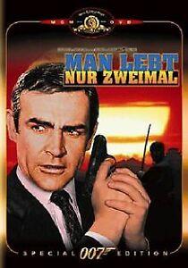 James Bond 007 - Man lebt nur zweimal von Lewis Gilbert | DVD | Zustand gut