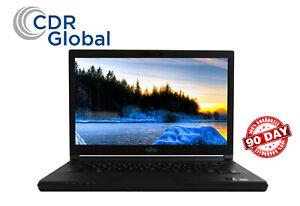 Fujitsu Lifebook E544 Intel Core i3-4300M 2.40GHz 4GB 320GB HDD Windows 10 PRO