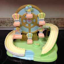 Woodzeez Calico Critters Baby Amusement Park dollhouse doll house playset EPOCH