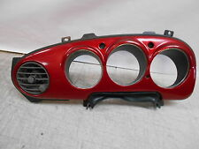 2001-2002 PT Cruiser Limited Instrument cluster bezel Dash trim bezel with A/C